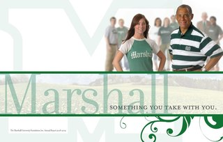 Marshall: Something you take with you