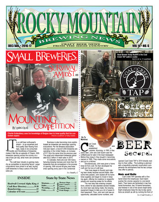 Rocky Mountain Brewing News