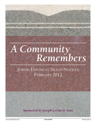 A Community Remembers