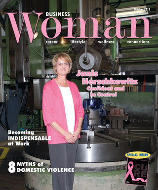 BusinessWoman October 2013