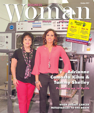 BusinessWoman October 2017