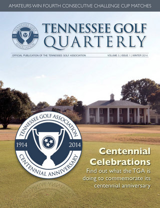 Tennessee Golf Quarterly