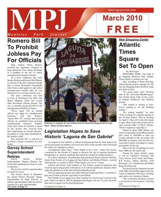 Monterey Park Journal