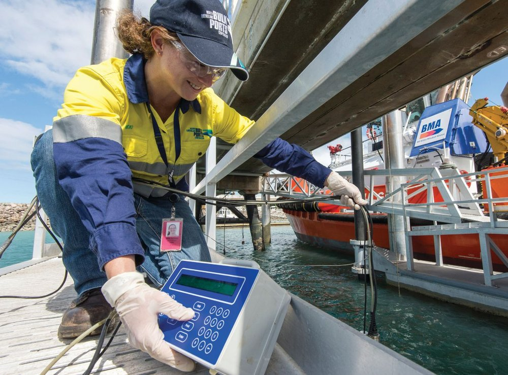 Nicola Stokes, NQBP Senior Environmental Coordinator 