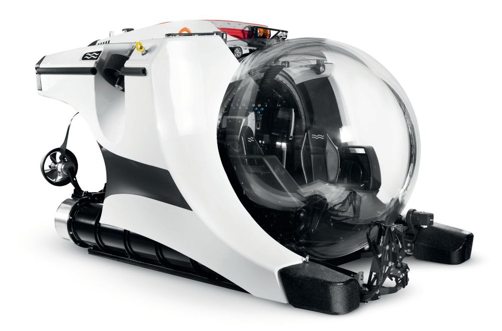 The U-Boat Worx Super Yacht Sub 3.