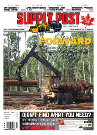 Supply Post Western Cover - July 2014