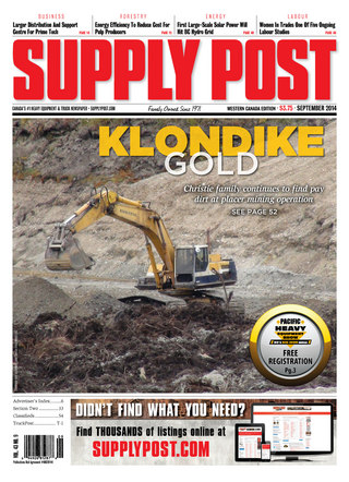 Supply Post Western Cover - September 2014