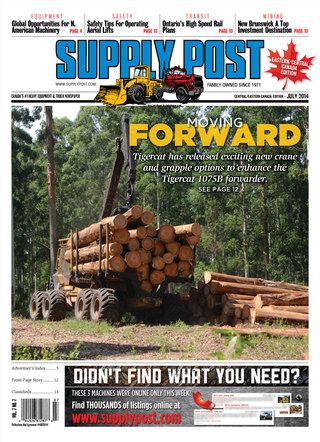Supply Post Eastern Cover - July 2014