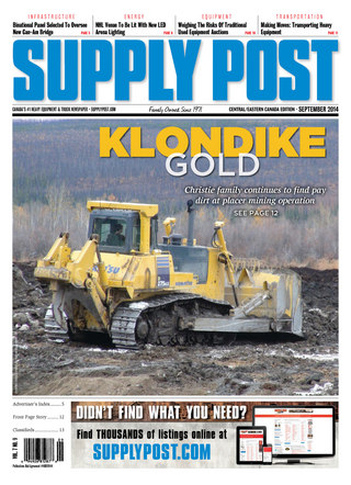 Supply Post Eastern Cover - September 2014