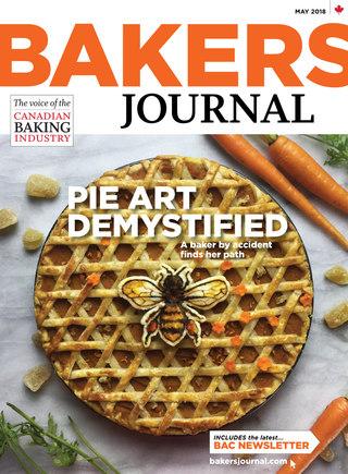 Cover Art for Baker's Journal