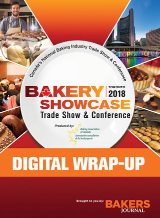 Bakery Showcase Wrapup 2018