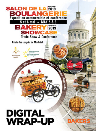 Bakery Showcase Wrapup June 2019