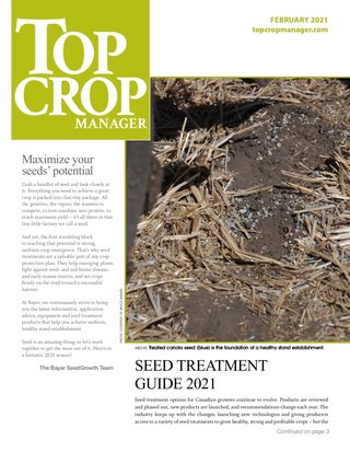 2021 Seed Treatment Guide