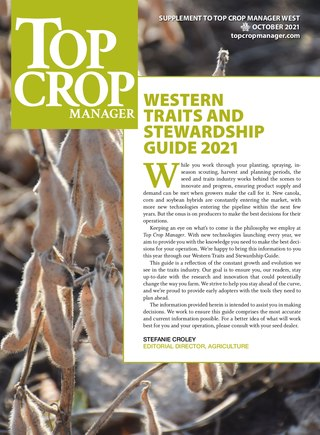 Traits and Stewardship Guide 2021