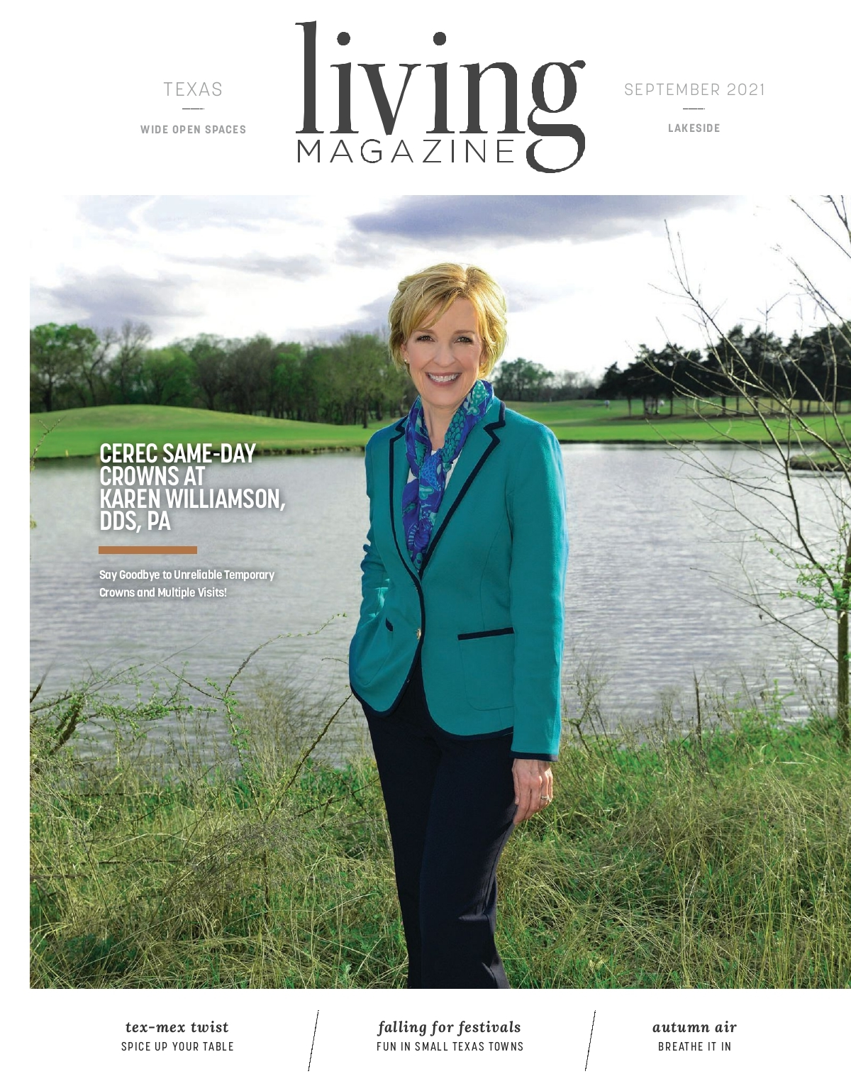 Lakeside - Rockwall - Living Magazine