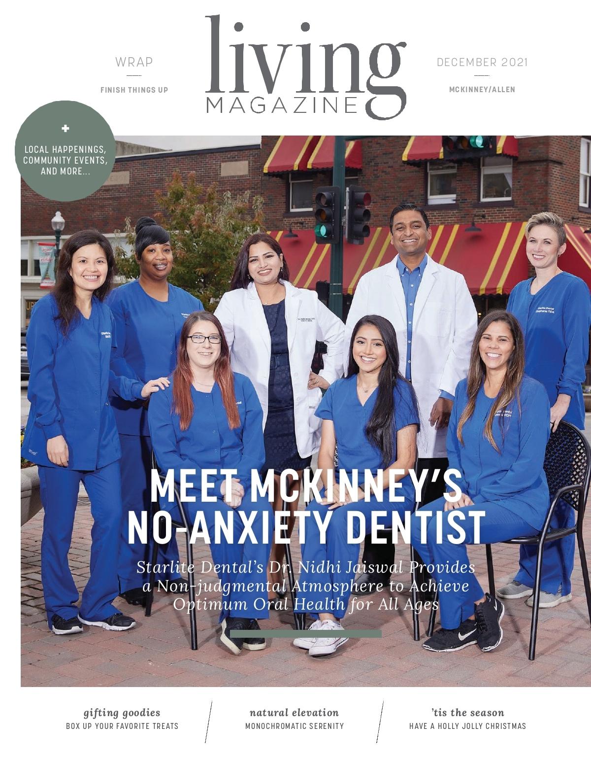 McKinney - Allen - Living Magazine