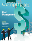 Armed Forces Comptroller journal cover Spring 2012