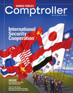 Armed Forces Comptroller journal cover Winter 2012