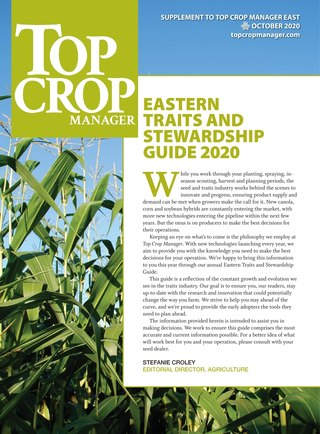 East Traits and Stewardship Guide 2020