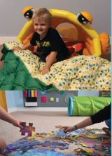DIY Sensory Rooms 1