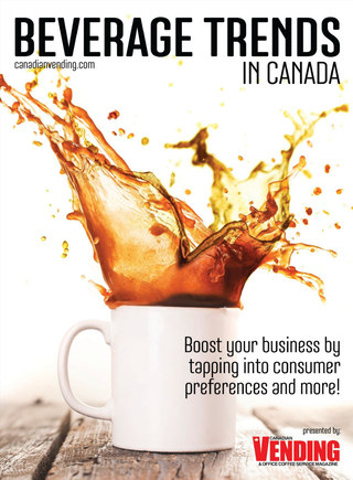 BEVERAGE TRENDS IN CANADA