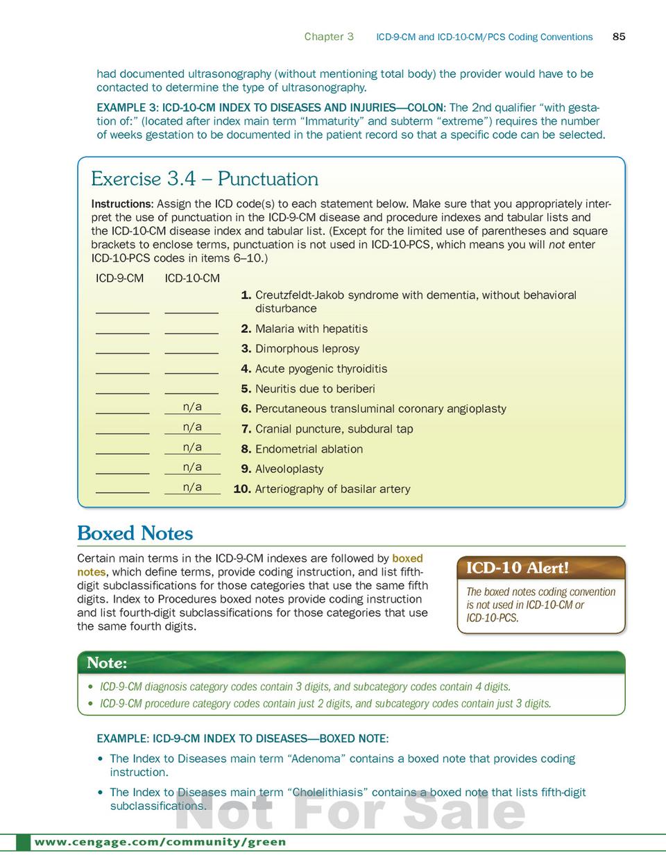Health Care 3 2 1 Code It 3e