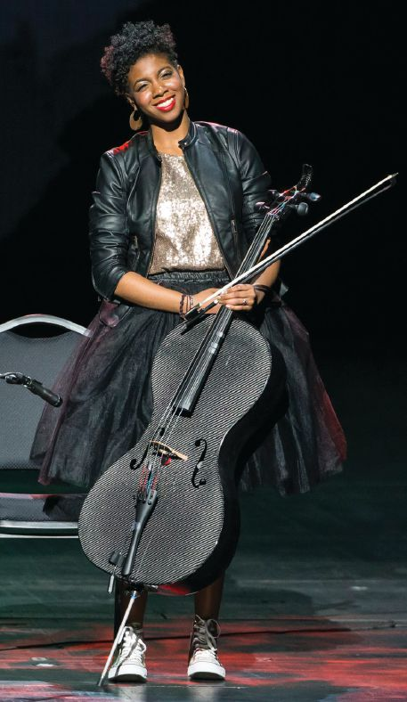 "Ava, 16, circulatory disorder. "" I wish to have a cello."" Photo: Make-A-Wish Foundation"