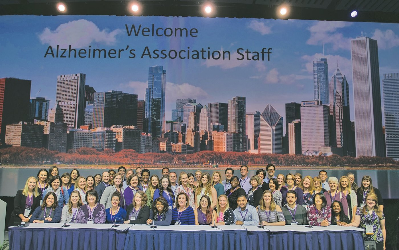 "The Alzheimer's Association puts big bucks behind its professional development training and its ""Talent Development Task Force."""