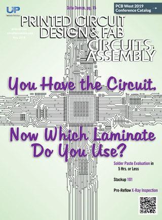 Printed Circuit Design & Fab - May 2019