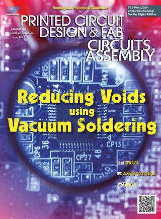 Printed Circuit Design & Fab - June 2019