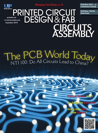 Printed Circuit Design & Fab - September 2019