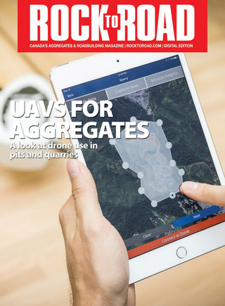 UAVs for Aggregates Special Edition