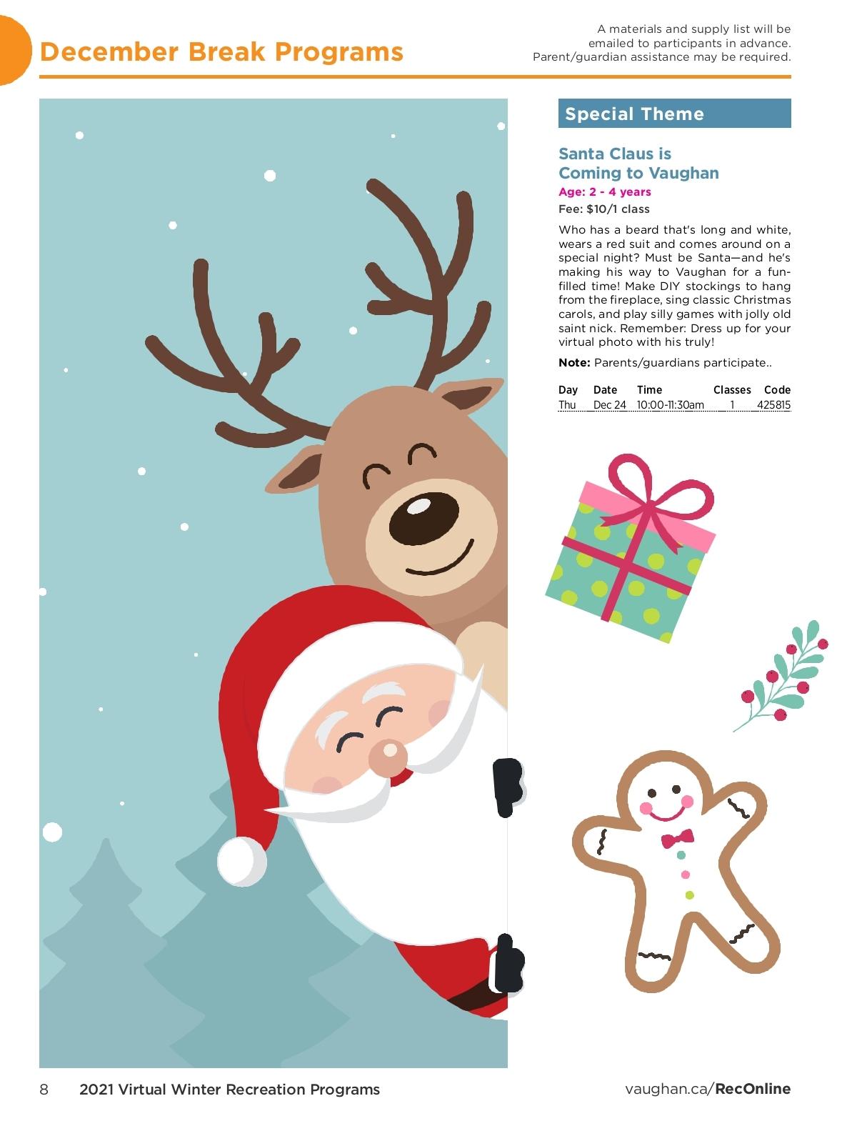 Christmas Assistance Programs List 2021