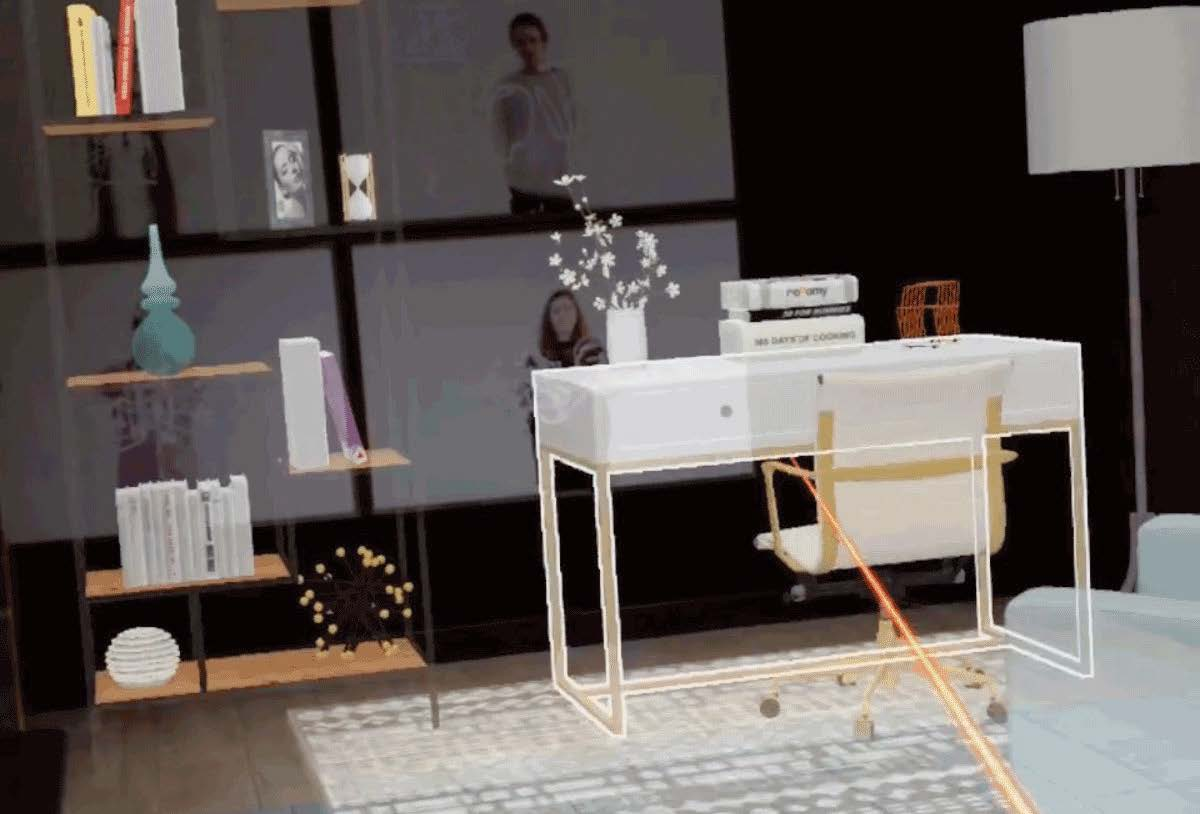 TBAL Staged for Magic Leap powered by roOomy offers renters ideas on utilizing their space