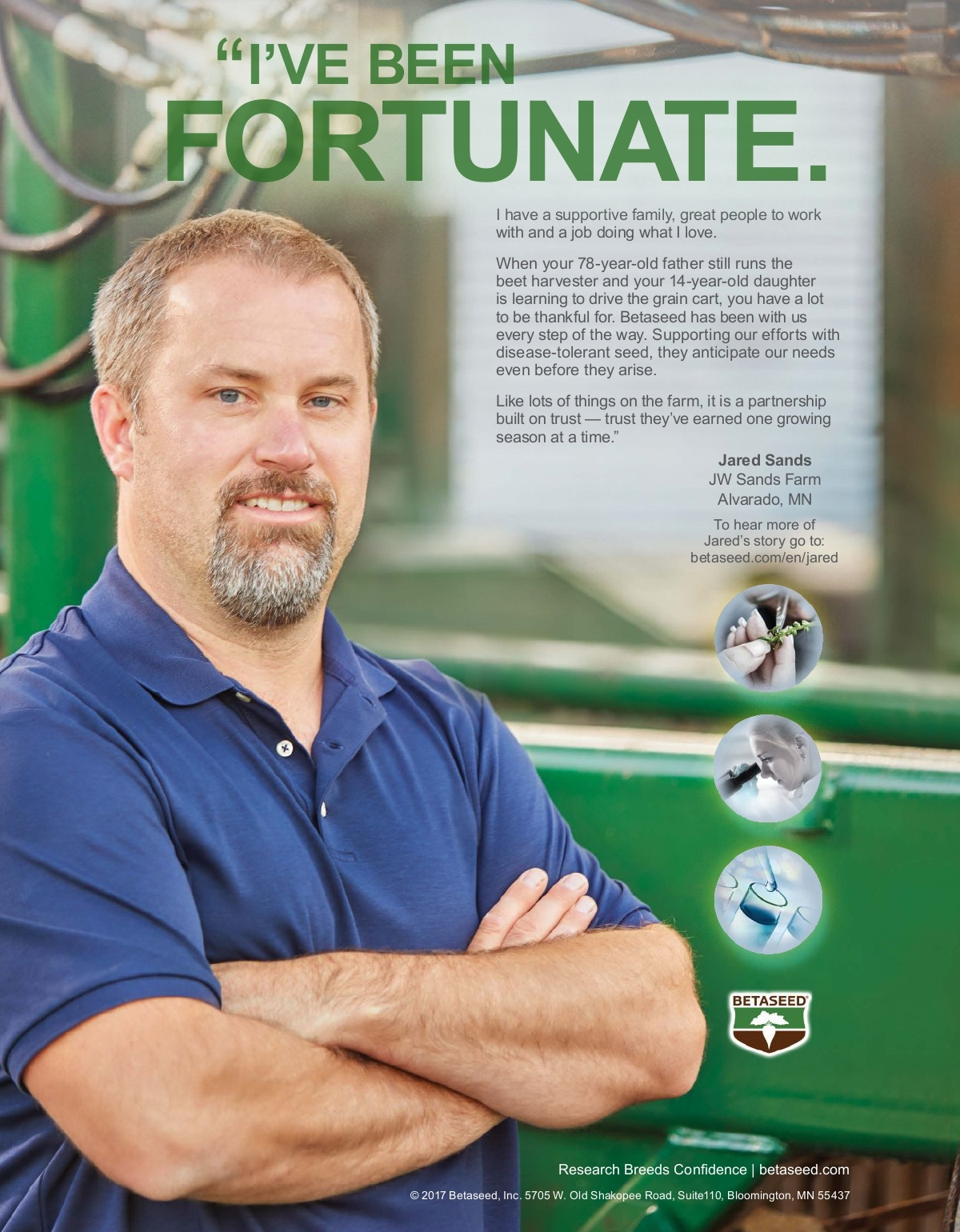Sugarbeet Growers Magazine March 2020