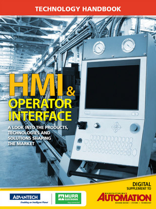 Technology Handbook HMI Operator & Interface