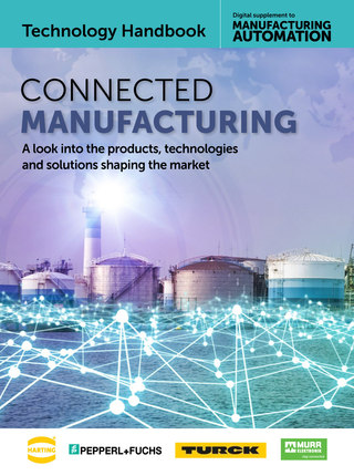 Connected Manufacturing 2018