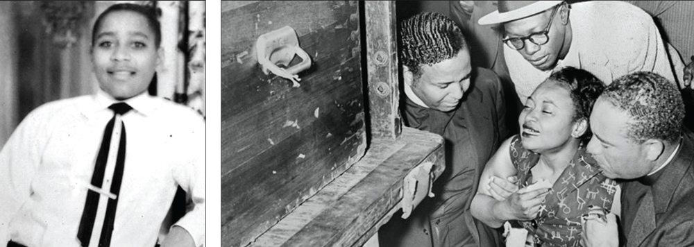 "8/"" x 10/"" 1955 Emmett Till Mississippi Murder case"