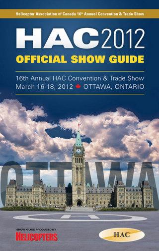 HAC Showguide 2012
