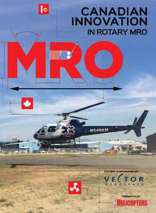 Canadian Innovation in Rotary MRO