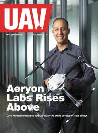 UAV October 2018