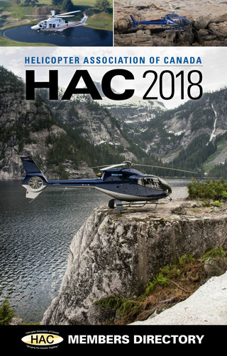 HAC 2018 Membership Directory