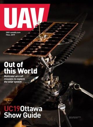 UAV October 2019
