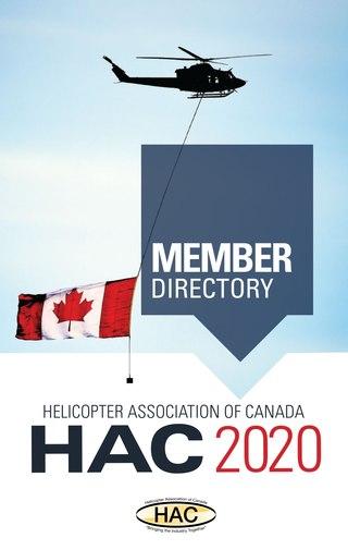HAC 2019 Membership Directory