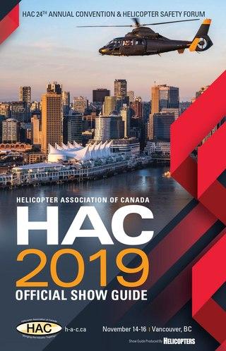 HAC 2019 Showguide