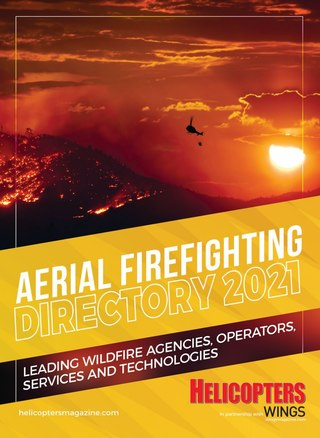 Aerial Fire Fighting Directory 2021