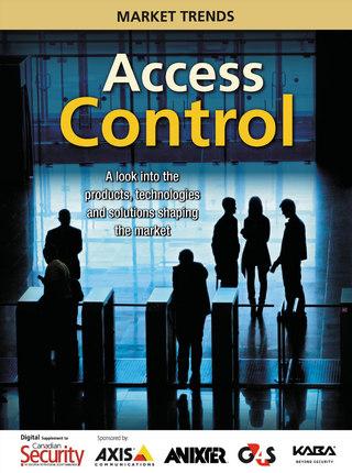 Access Control Market Trends