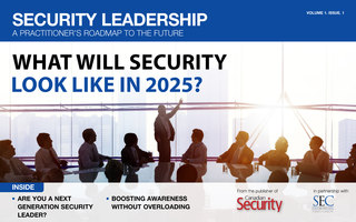 Security Leadership Spring 2017