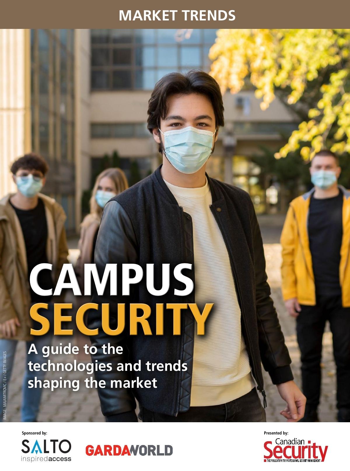 Campus Security Market Trends 2021