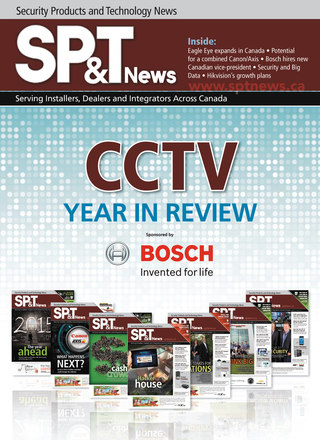 CCTV 2015 Year in Review - Sponsored by Bosch Security Systems